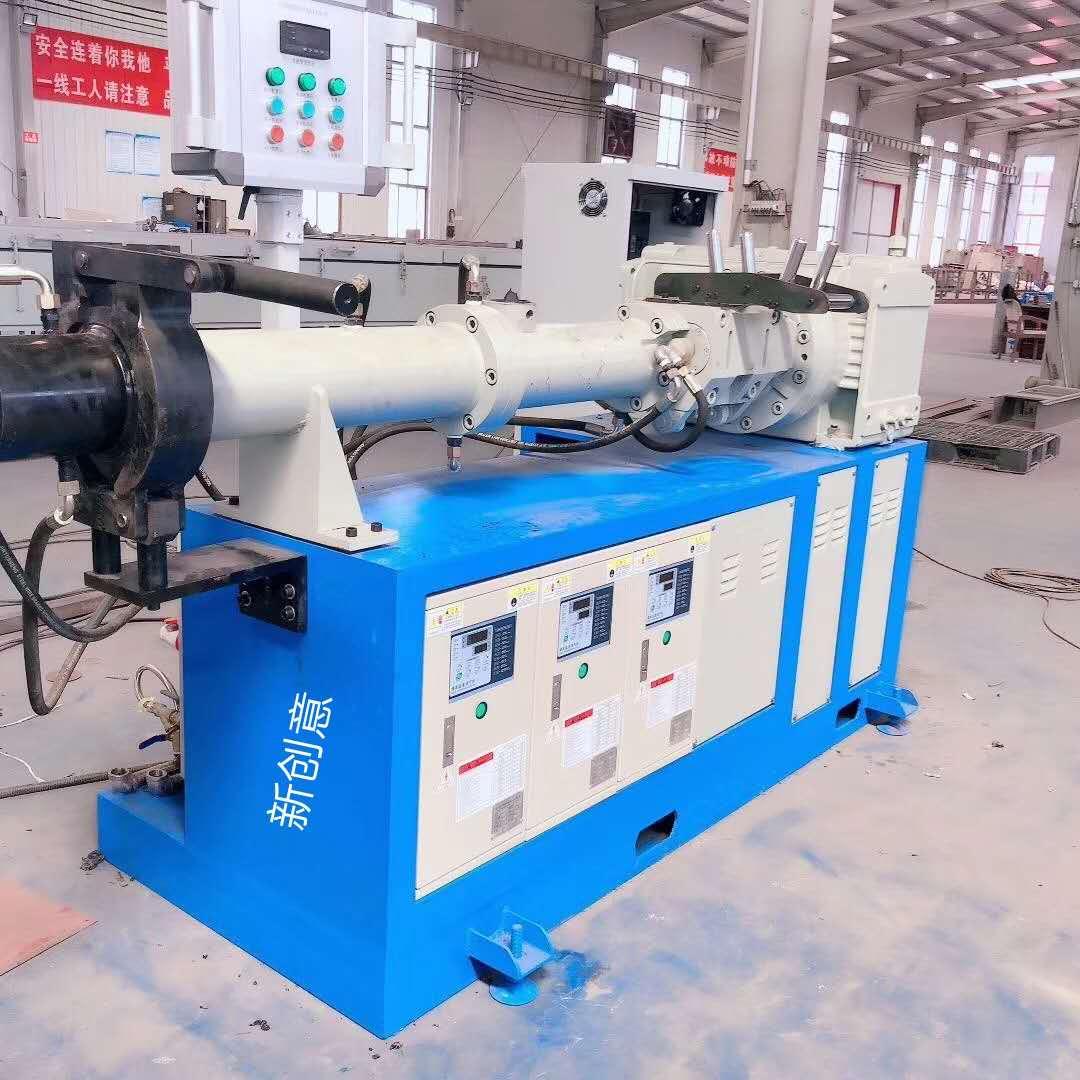 止水带,橡胶止水带挤出生产设备,橡胶止水带挤出生产设备的生产方式