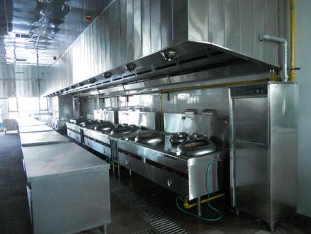 許昌專業的許昌餐廳排煙設備推薦-長葛通風設備