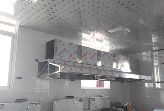 禹州做排烟系统的,许昌厨房排烟通风设备供应商_浩冠环保设备