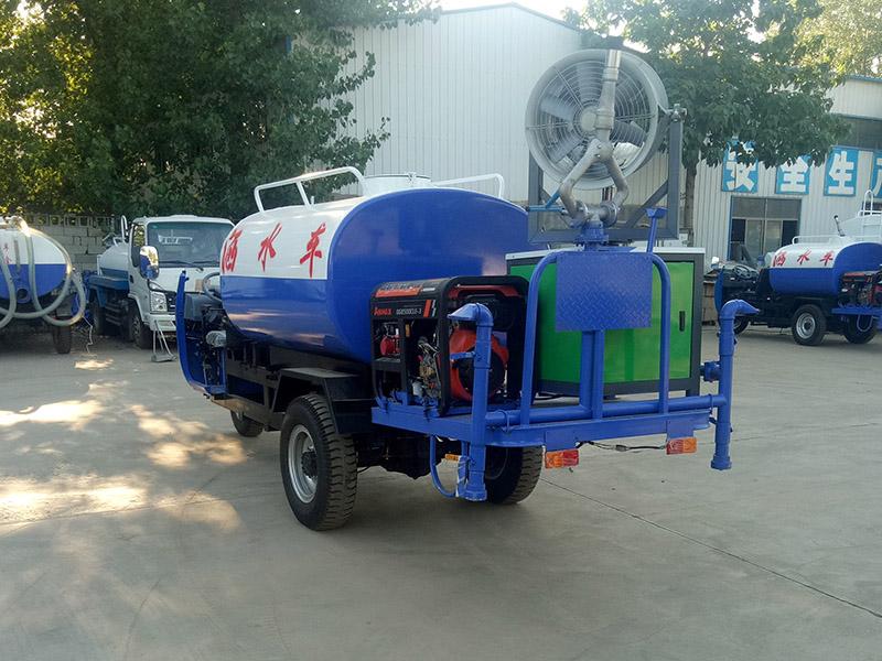 三轮雾炮洒水车厂家推荐_菏泽价格合理的三轮雾炮洒水车哪里买