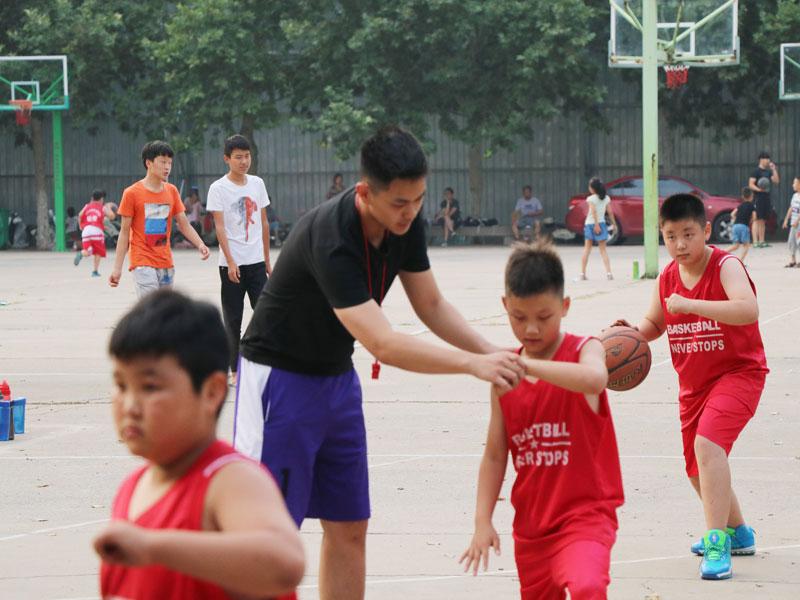 郑州青少年篮球训练_具有口碑的上哪找     郑州青少年篮球训练