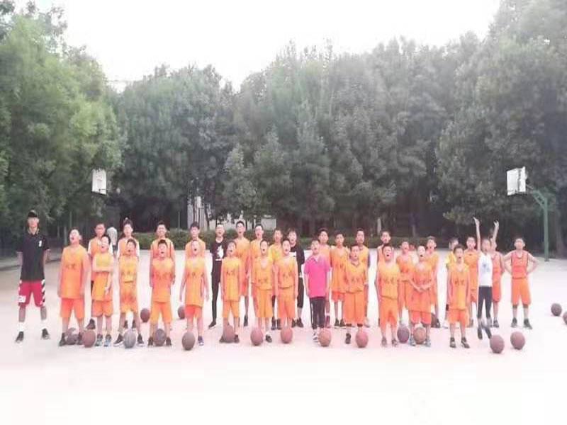 郑州金水区篮球培训班-哪里有信誉好的郑州篮球培训班机构