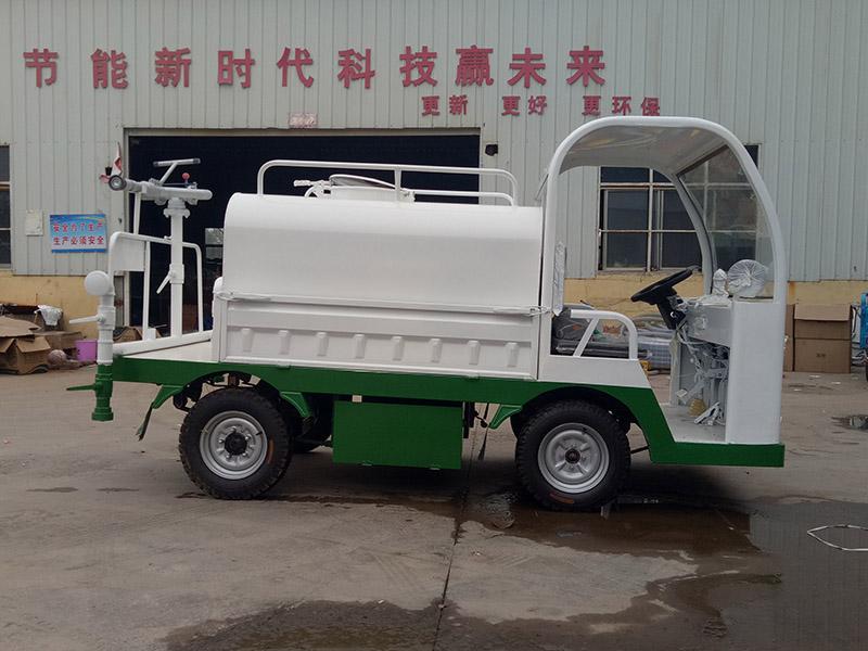 电动洒水车厂家直销-郓城兴顺环卫性价比高的电动洒水车出售