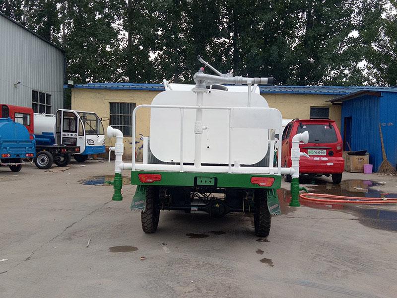 电动洒水车供应厂家-郓城兴顺环卫供应高质量的电动洒水车