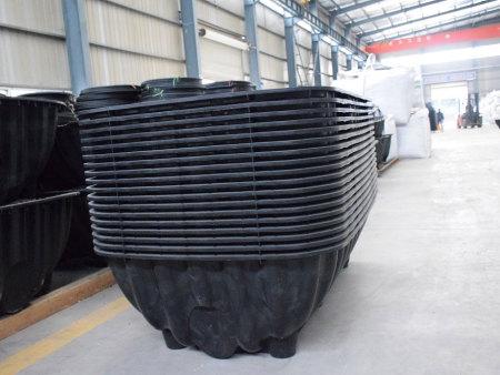 晟鑫通化粪池厂家浅析塑料化粪池与传统化粪池的区别