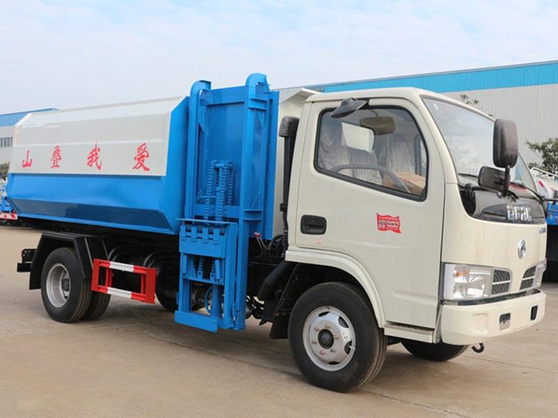 吉林垃圾车 专业的垃圾车供应商推荐