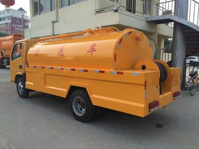 广东高压清洗车厂家直销-山东有品质的高压清洗车供应