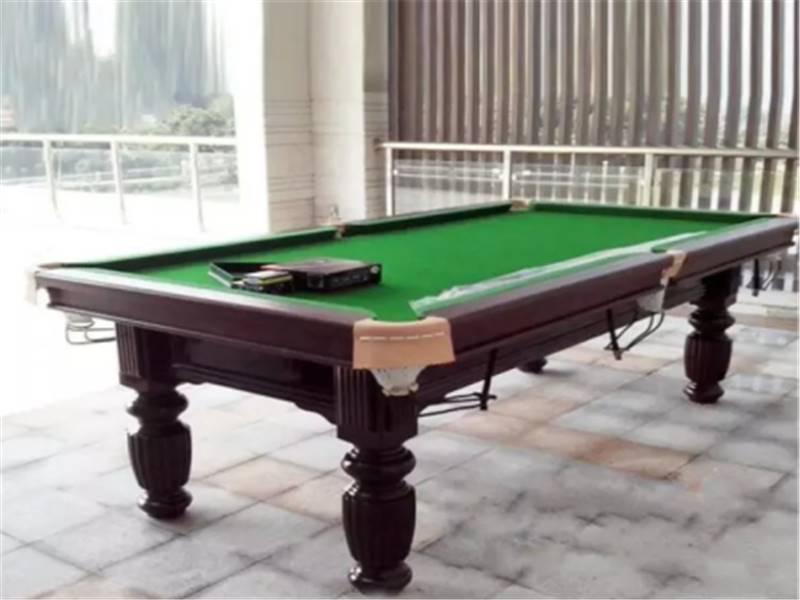 創新型的臺球桌-買家用美式娛樂室桌球到東莞市強利體育器材