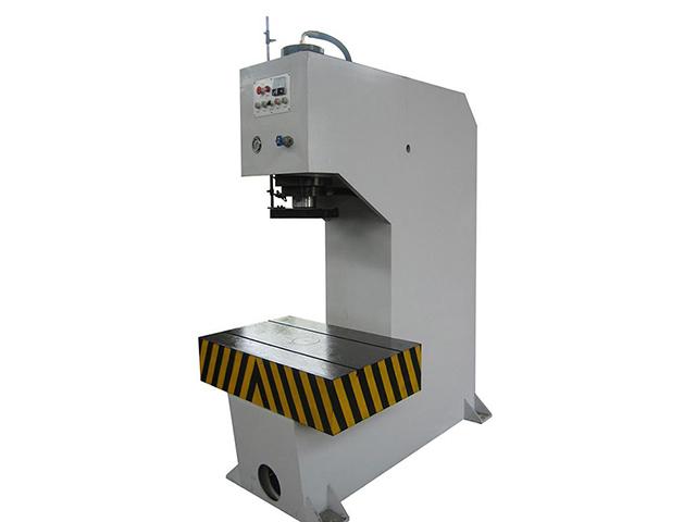 单柱液压机专业供应商-专业的单臂液压机