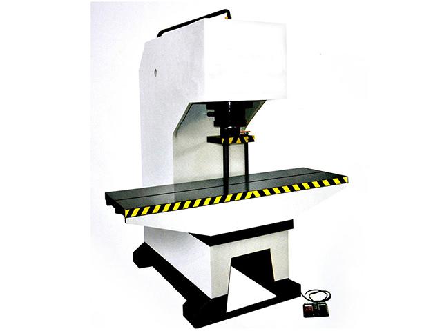 深水潜水泵轴校直机纺织机械轴单臂液压机非标数控油压机
