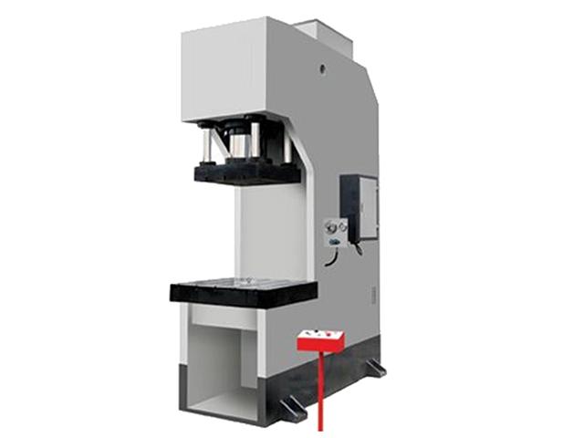 单臂液压机供应 滕州吉鼎机械单柱液压机怎么样