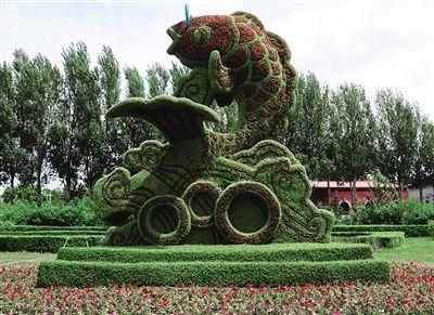 绿雕优点-沭阳艺柯装饰工程-专业绿雕供应商