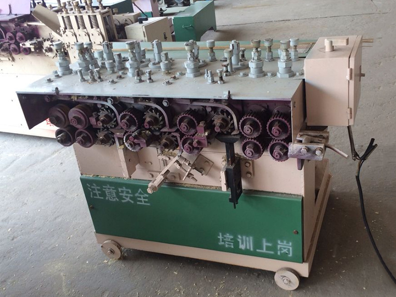 广东竹签机-亚达实业供应价位合理的广东竹机器