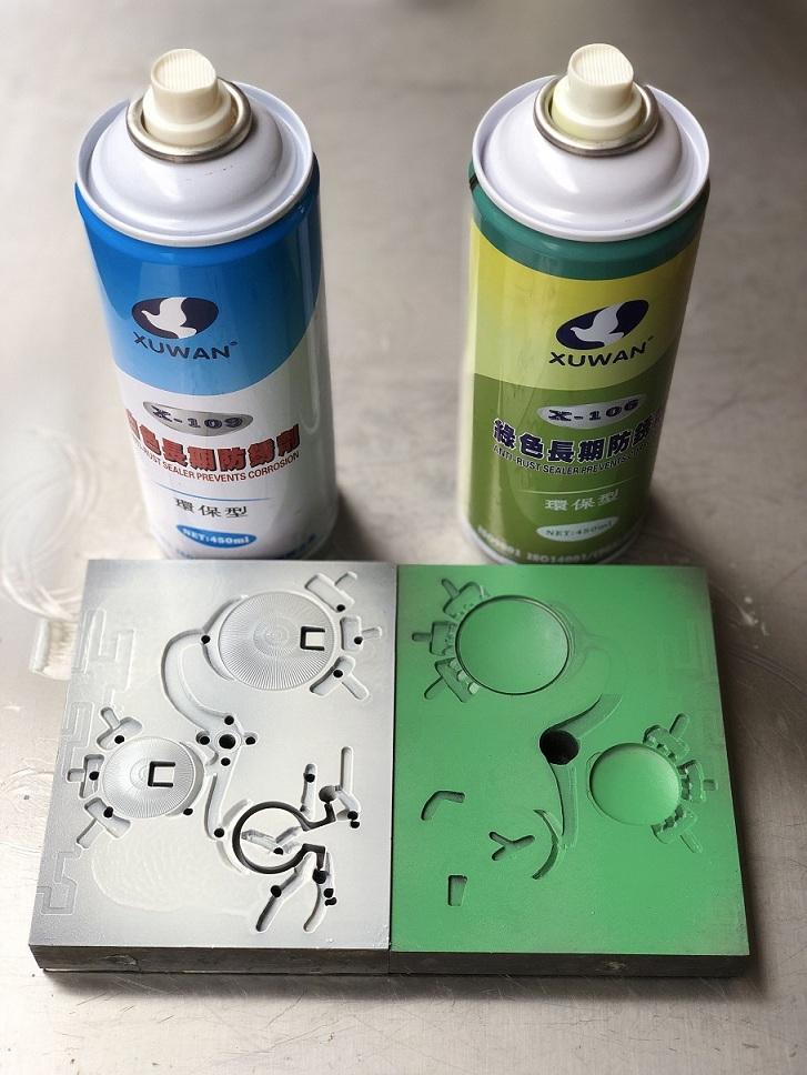 白色防锈剂模具防锈油白色长期