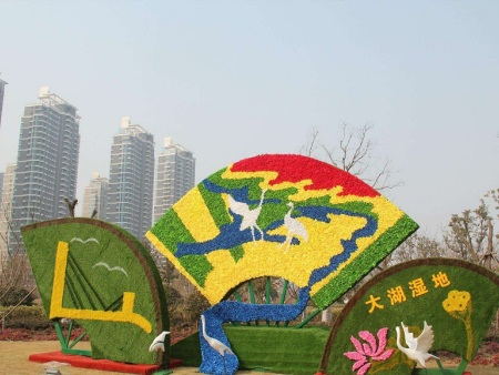 绿雕工艺品厂家_供应江苏造型优美的绿雕工艺品