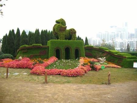 仿真绿雕工艺哪家好-江苏仿真绿雕工艺制作厂家