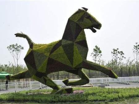 动物绿雕厂商-江苏动物绿雕定做