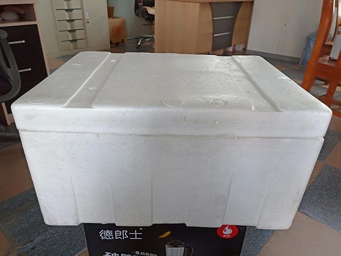 供销耐用的宁夏泡沫箱,宁夏泡沫箱