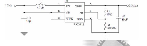 中山市AIC3412低空载输入电流就找凯特瑞
