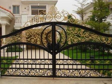 哪兒有賣質量硬的鐵藝大門