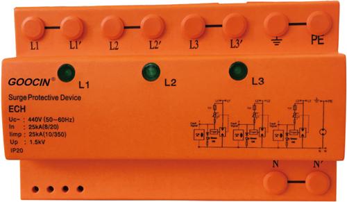 性價比高的澳大利亞高森 實用的高森一級浪涌保護器ECH-25品牌推薦