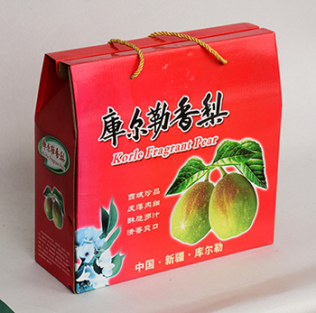 彩色礼品盒【Good】礼品包装盒【赞】水果手提礼盒