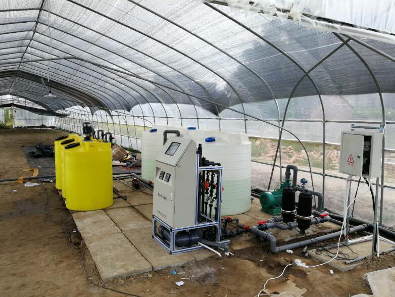 水肥一体机厂家-长期供应水肥一体机