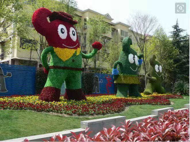 加盟沭阳绿雕-绿雕哪家公司靠谱