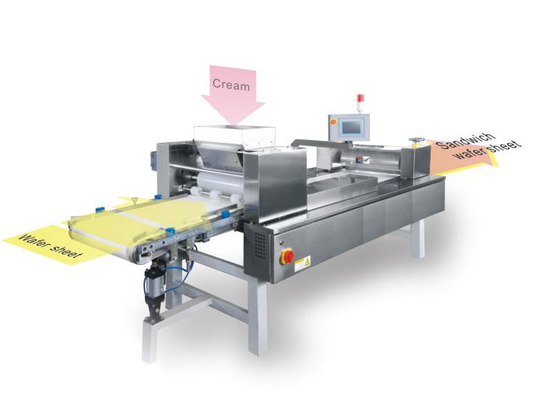自动威化饼生产线-肇庆品牌好的平板威化生产线价格