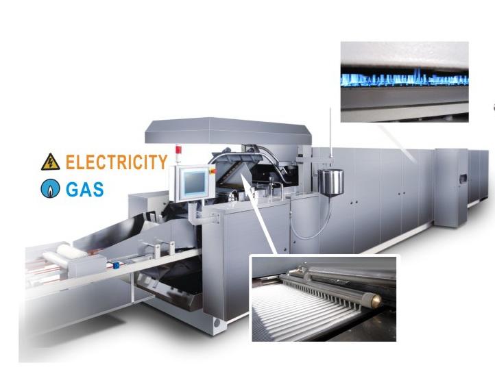 威化餅生產線-平板威化生產線專業供應商
