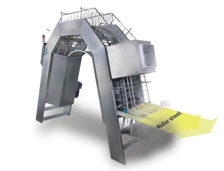 威化饼生产线-肇庆耐用的平板威化生产线批售