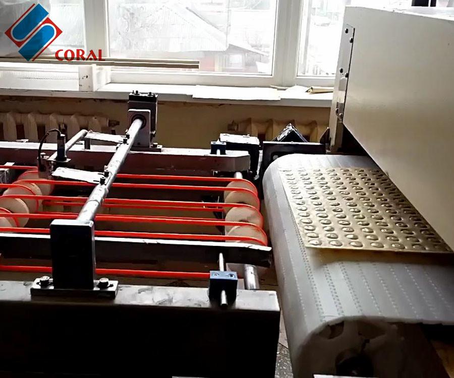 球形威化饼生产线-珊瑚机械提供划算的球形威化生产线