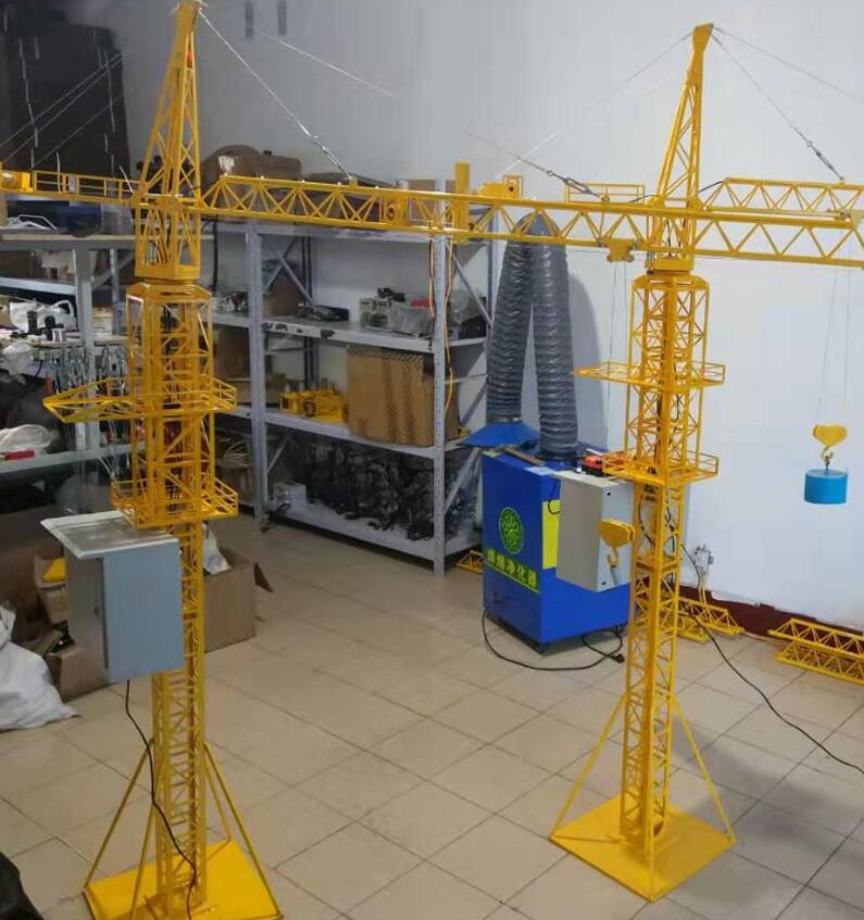 南昌塔机模型生产公司-价位合理的塔机模型上海哪里有