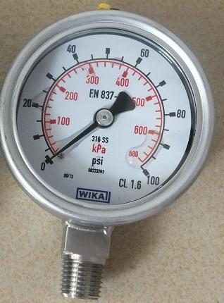 233.50.063|好评率高的全不锈钢压力表品质推荐