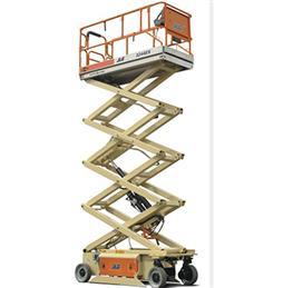 专业的电动剪叉式高空车供货商|宁波升降机出租哪家好