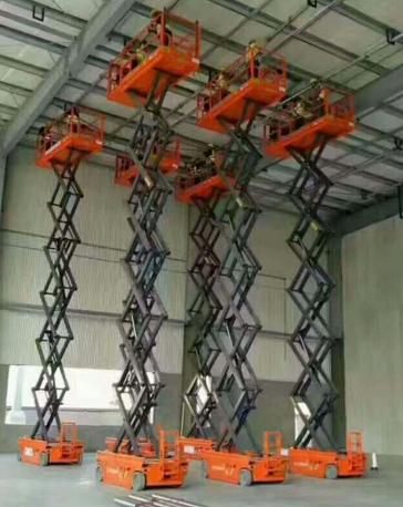 浙江可信赖的电动剪叉式高空车供应商是哪家-台州升降机报价