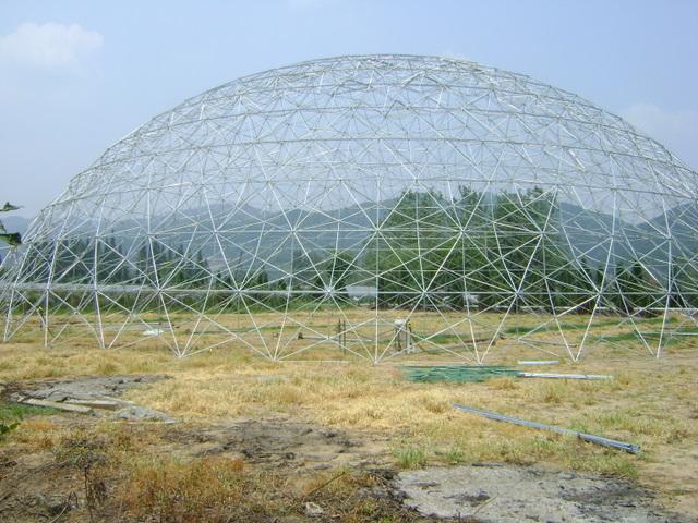 球型溫室大棚