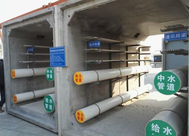奎屯管廊生产厂家,新疆好的新疆管廊供应出售