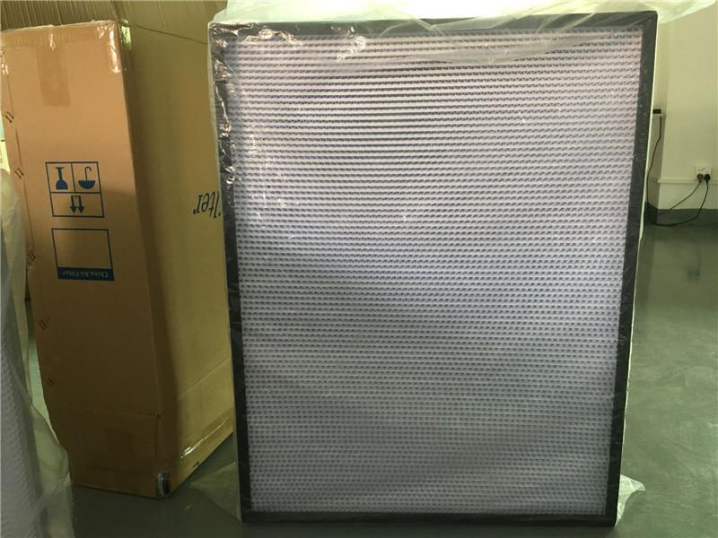 广州高效空气过滤器-广东口碑好的有隔板高效过滤器供应商是哪家