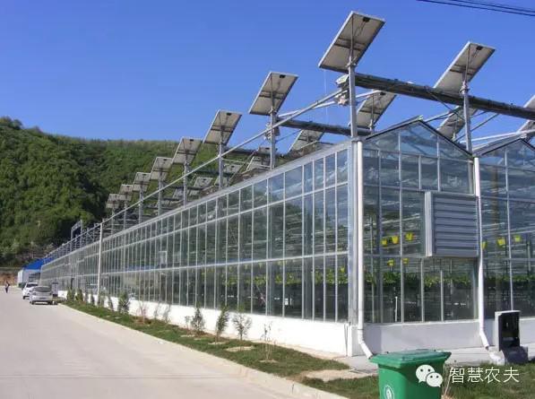 光伏发电温室施工,光伏发电温室建造商,光伏发电温室