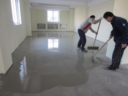 專業的自流平水泥大邁建材供應 貴陽自流平水泥