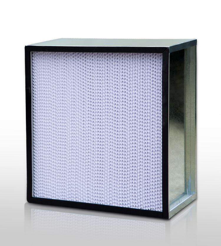 云浮高效空气过滤器-供应广东质量好的有隔板高效过滤器