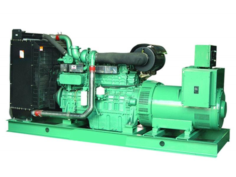 沃尔沃发电机组租赁_海星电气供应的甘肃沃尔沃发电机组怎么样