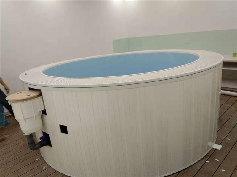 异形游泳池
