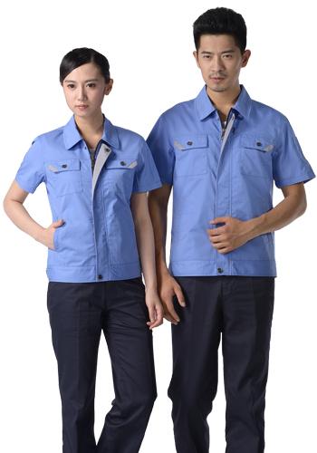宁夏工作服-银川工作服定制厂家-宁夏德瑞蒂服装