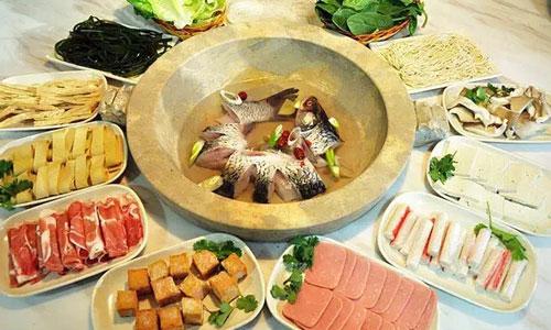 郑州创业赢提供口碑好的石器食代正宗石锅鱼加盟