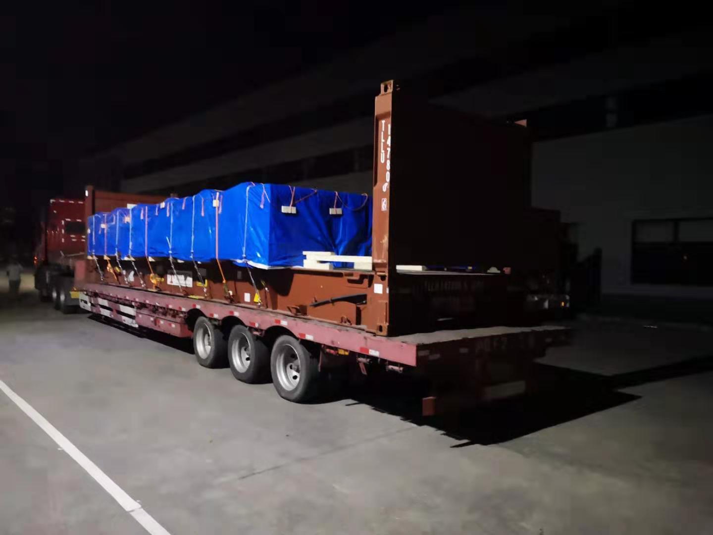 松江区机械设备出口木箱包装-上海墨海工业包装材料有限公司