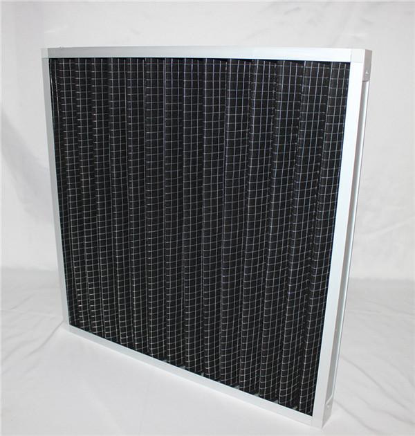 金属网粗效空气过滤器