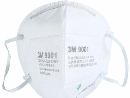 【开门鸿运】3M9001V口罩价格——山东3M代理