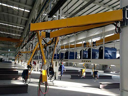 礦業裝卸設備焊接送絲機吸塵臂 送絲機吸塵臂實力工廠